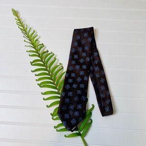 Christian Dior Monsieur Floral Necktie Tie